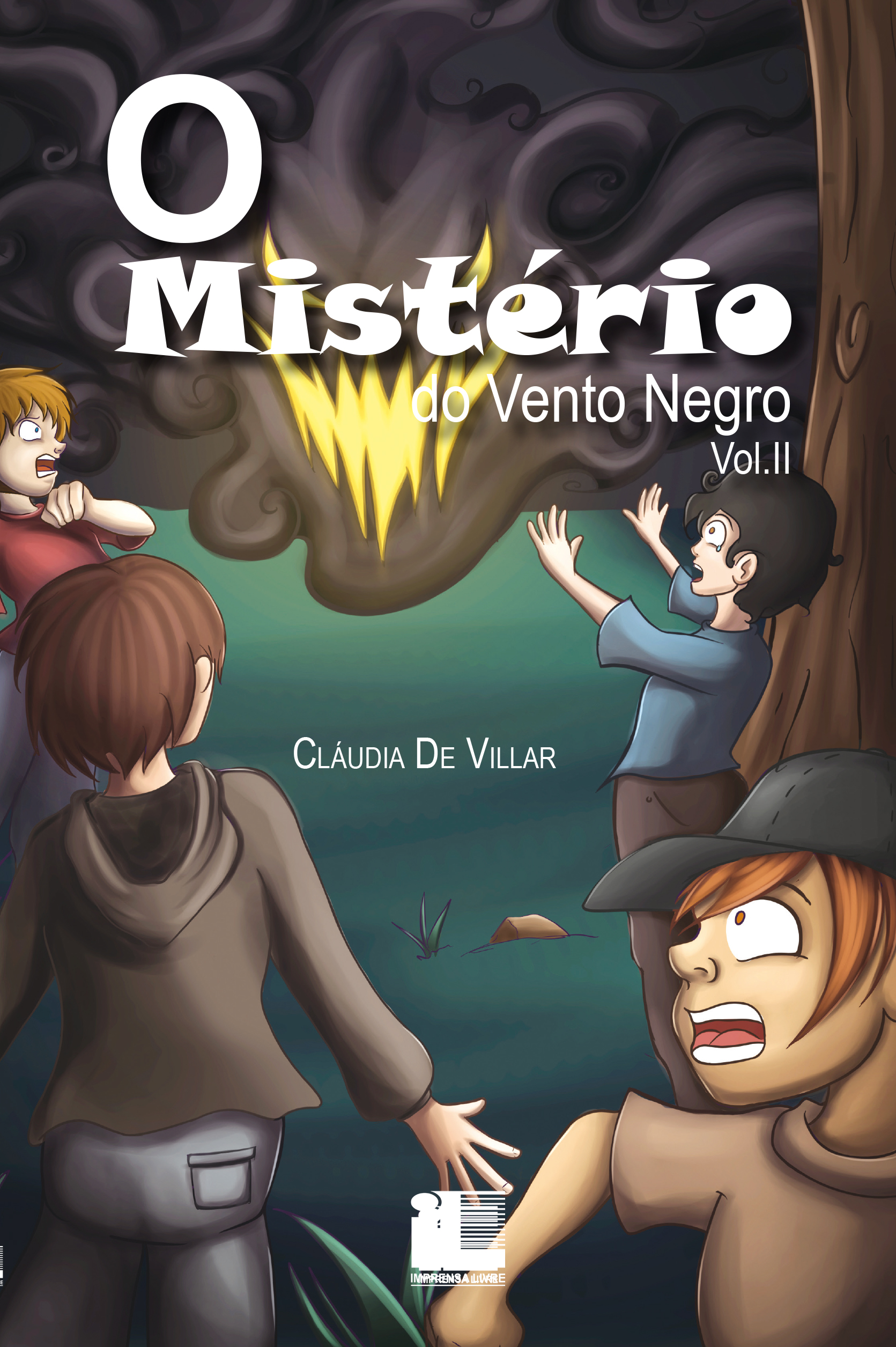 O Mistério do Vento Negro, vol. II